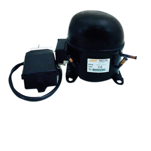 ACC Cubigel MX21TB (1HP / 230Volt / R404a) Κομπρεσέρ Ψυγείων Συντήρησης (ex Elec συμπιεστές   cubigel compressors  ex electrolux  συμπιεστές   cubigel compressor