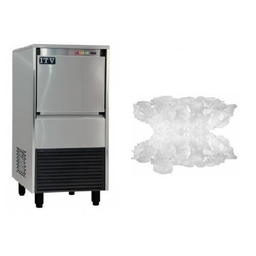 ITV Ice Queen 85 Παγομηχανές Με Αποθήκη Για Παγότριμα - Παραγωγή: 85κιλά / 24ώρο επαγγελματικός εξοπλισμός   παγομηχανές  επαγγελματικός εξοπλισμός   παγομηχανές