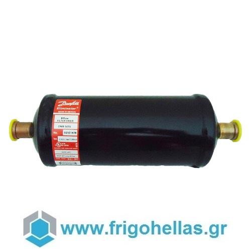 """Danfoss DMB-305S Φίλτρα Διπλής Ροής Ψυγείων 5/8"""" Κολλητα εξαρτήματα ψύξης   κλιματισμός   φίλτρα ψυγείων  προσφορές   εξαρτήματα ψύξης"""