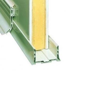 Πλαστικός Στρωτήρας Δαπέδου Για Πάνελ Πολυουρεθάνης 80mm (Τιμή μέτρου) ψυκτικοί θάλαμοι    πόρτες   εξαρτήματα ψυκτικών θαλάμων  ψυκτικοί θάλαμοι    πό