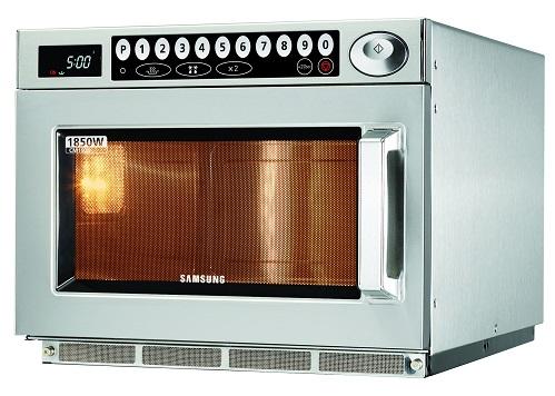 SAMSUNG CM1929A Επαγγελματικός Φούρνος Μικροκυμάτων Inox - Εσωτερικές Διαστάσεις επαγγελματικός εξοπλισμός   φούρνοι μικροκύματα κρεπιέρες βαφλιέρες φριτέζες  επ