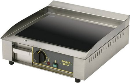 ROLLER GRILL PS 400VCL Πλατό Ψησίματος Kεραμικό black week προσφορές   εστία πλατό  επαγγελματικός εξοπλισμός   κουζίνες πλατό φ