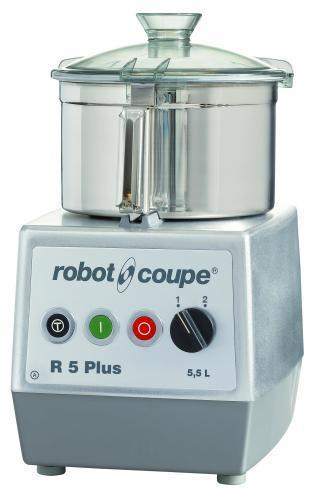 ROBOT COUPE R5PLUS Πολτοποιητής - Cutter 5,50Lit (Γαλλίας) black week προσφορές   cutters  επαγγελματικός εξοπλισμός   συσκευές επεξεργασία