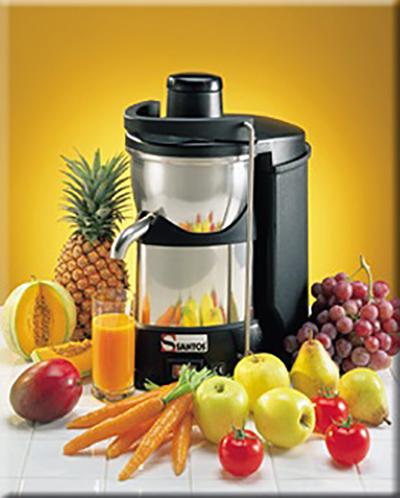 Santos No50 Αποχυμωτές Για Φρούτα & Λαχανικά - Παραγωγή: 60Lit/h (Γαλλίας) επαγγελματικός εξοπλισμός   μηχανές καφέ   συσκευές για bar  επαγγελματικός εξοπ