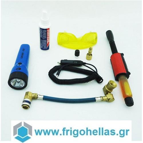 CLIPLIGHT 96425 Φακός Ανίχνευσης Διαρροών Με Λάμπα UV εργαλεία για ψυκτικούς   ανιχνευτές διαρροών φρέον  προσφορές   εργαλεία για ψυκ