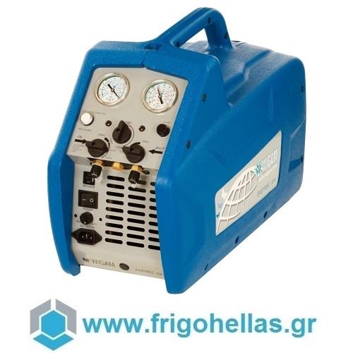 WIGAM EASYREC120 (13001015) Σταθμός Ανάκτησης Φρέον εργαλεία για ψυκτικούς   σταθμοί ανάκτησης ανακύκλωσης   πλήρωσης φρέον  εργαλεί