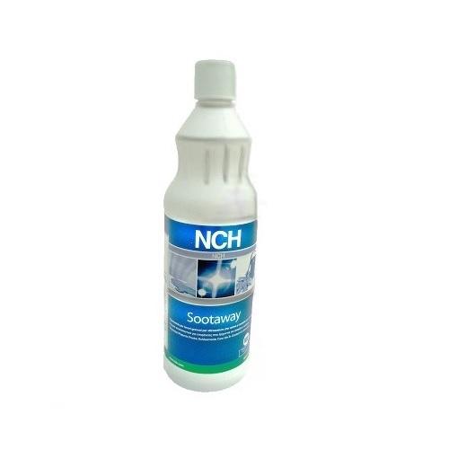 NCH Europe SOOTAWAY Υγρό Απολιπαντικό για επιφάνειες που έρχονται σε επαφή με Τρ κλιματισμός  καθαριστικά κλιματιστικών a c επαγγελματικός εξοπλισμός γυαλιστικά