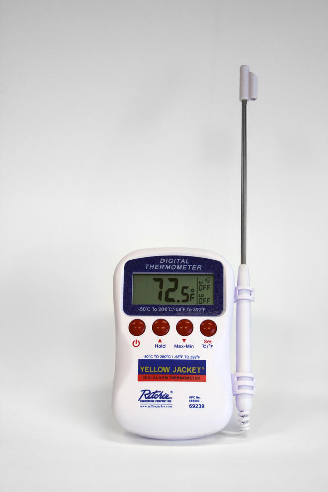 Ritchie YELLOW JACKET 69239 Digi Alarm Θερμόμετρο εργαλεία για ψυκτικούς   θερμόμετρα   υγρασιόμετρα  εργαλεία για ψυκτικούς   θερ