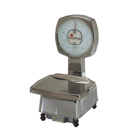 MISKA B-13 Ζυγαριά Μηχανική Με Ανοξείδωτο Τάσι - Ικανότητα ζύγισης: 2,5kg / Υποδ επαγγελματικός εξοπλισμός   ζυγαριές  ζυγοί   είδικές μηχανικές ζυγαριές
