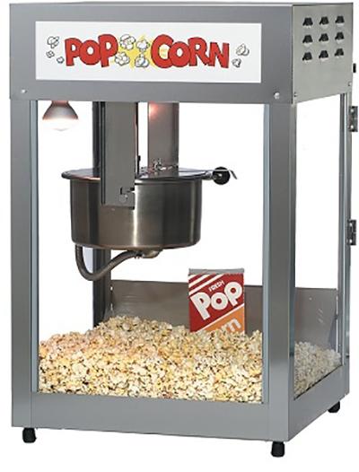 GOLD MEDAL 61-12552 Pop Maxx 12oz Επαγγελματικές Μηχανές Pop Corn Πόπ Κόρν - Παρ επαγγελματικός εξοπλισμός   μηχανές πόπ κόρν   pop corn   μαλλί της γριάς  επαγγ