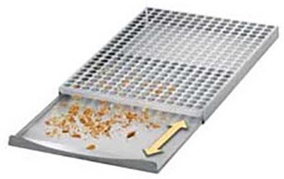 Neumarker 10-10060 Ταψάκι Για Βάφλες - 365x244x20mm επαγγελματικός εξοπλισμός   φούρνοι μικροκύματα κρεπιέρες βαφλιέρες φριτέζες   β