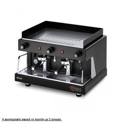 WEGA Pegaso Opaque EPU/3 Ημιαυτόματη Μηχανή Καφέ Espresso ( Group: 3 ) επαγγελματικός εξοπλισμός   μηχανές καφέ   συσκευές για bar   μηχανές καφέ καθαρ