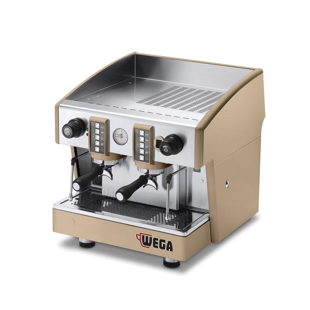 WEGA Atlas W01 COMP EVD/2 Αυτόματη Δοσομετρική Μηχανή Καφέ Espresso ( Groups: 2  επαγγελματικός εξοπλισμός   μηχανές καφέ   συσκευές για bar   μηχανές καφέ καθαρ