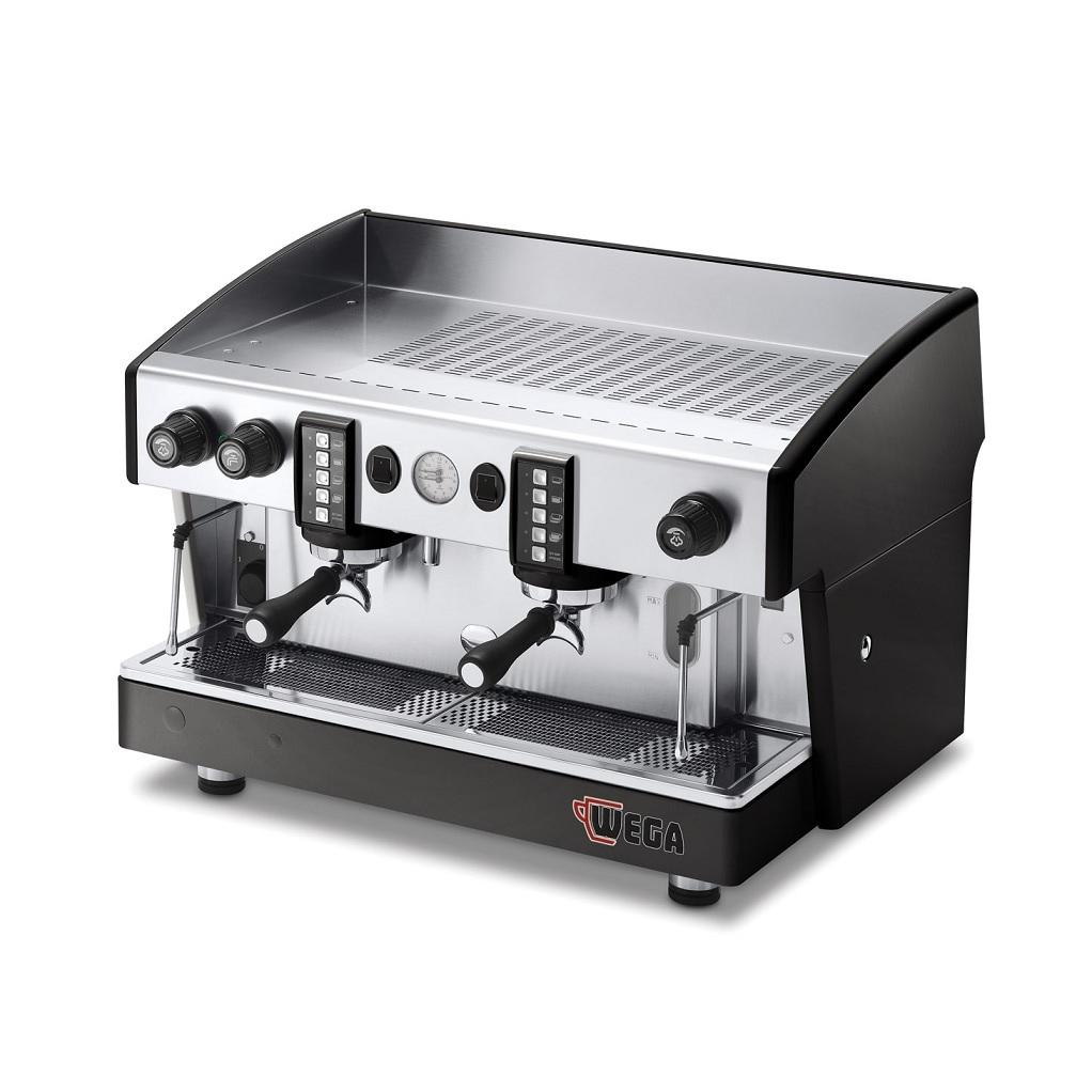 WEGA Atlas W01 EVD/2 Αυτόματη Δοσομετρική Μηχανή Καφέ Espresso ( Groups: 2 ) επαγγελματικός εξοπλισμός   μηχανές καφέ   συσκευές για bar   μηχανές καφέ καθαρ