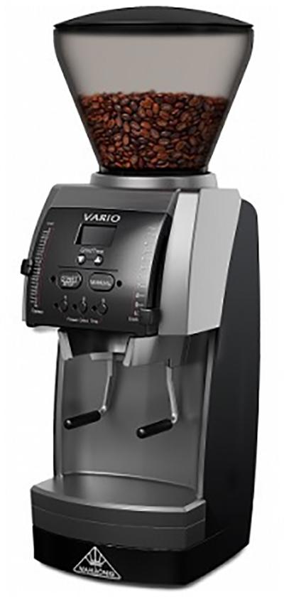 MAHLKONIG Vario Home Μύλος Άλεσης Καφέ on demand - 125x160x370mm (Χρώμα: Μαύρο) επαγγελματικός εξοπλισμός   μηχανές καφέ   συσκευές για bar   μύλοι αλέσεως καφέ
