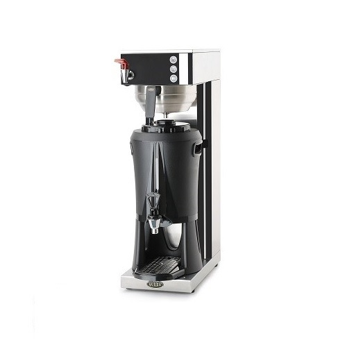 COFFEE QUEEN Single Cater Μηχανή Καφέ Φίλτρου Ανοξείδωτη Με Θερμός - Παραγωγή: 1 επαγγελματικός εξοπλισμός   μηχανές καφέ   συσκευές για bar   μηχανές καφέ φίλτρ