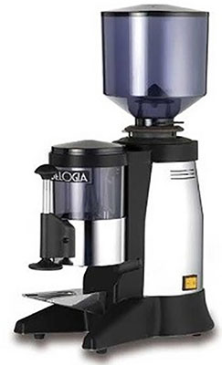 BELOGIA D64 Auto Επαγγελματικός Μύλος Άλεσης Καφέ με Διανεμητή Δόσης - Μαχαίρια: επαγγελματικός εξοπλισμός   μηχανές καφέ   συσκευές για bar   μύλοι αλέσεως καφέ