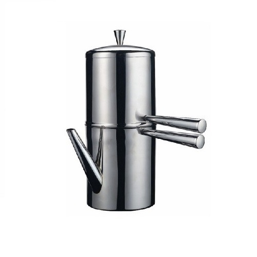 Napoletana 3 Καφετιέρα Ανοξείδωτη για Παρασκευή Καφέ mocca & Φίλτρου επαγγελματικός εξοπλισμός   επαγγελματικά σκεύη είδη σερβιρίσματος   εξαρτήματα