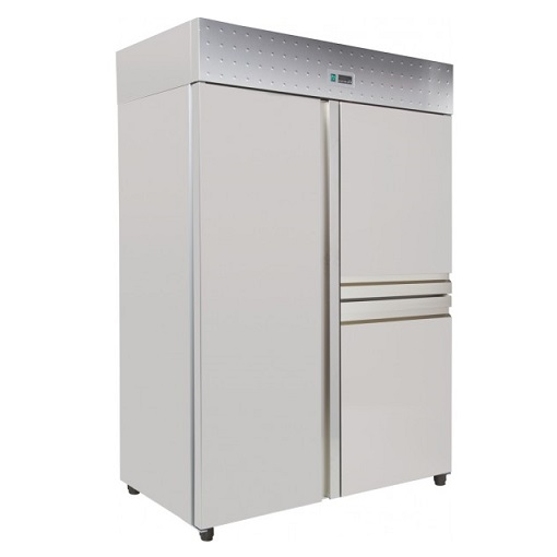 Niki Inox TH D3 140M Επαγγελματικό Ψυγείο Θάλαμος Inox - 1400x800x2150mm black week προσφορές   inox ψυγεία θάλαμοι  επαγγελματικός εξοπλισμός   επαγγελμ