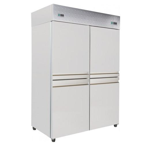 Niki Inox TH DF 140M Επαγγελματικό Ψυγείο Θάλαμος Inox Συντήρησης & Κατάψυξης &  black week προσφορές   inox ψυγεία θάλαμοι  επαγγελματικός εξοπλισμός   επαγγελμ