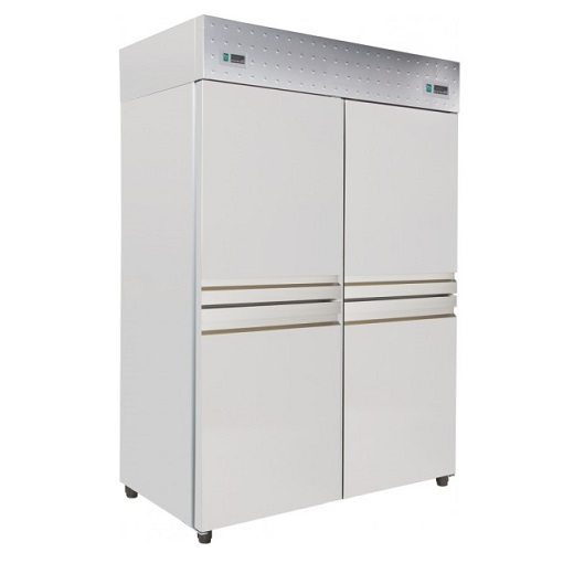 Niki Inox TH DK 140M Επαγγελματικό Ψυγείο Θάλαμος Inox Συντήρησης & Κατάψυξης -  black week προσφορές   inox ψυγεία θάλαμοι  επαγγελματικός εξοπλισμός   επαγγελμ