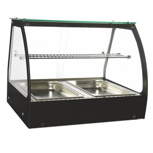 BI HE 80B Επιτραπέζια Θερμαινόμενη Βιτρίνα Με Αέρα & Βαμένα Πλαινά (Κατάλληλο Γι επαγγελματικός εξοπλισμός   επαγγελματικά ψυγεία   βιτρινάκια πάγκου συντήρησης