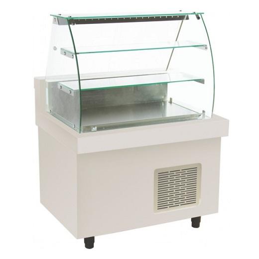 BI ZA 089M Επαγγελματικά Ψυγεία Βιτρίνες Προβολής Με Αέρα (Κατάλληλο για Μπουγατ επαγγελματικός εξοπλισμός   επαγγελματικά ψυγεία  επαγγελματικός εξοπλισμός   επ