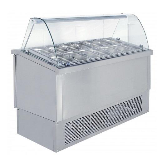 SA 80 134KL Επαγγελματικά Ψυγεία Βιτρίνες Σαλατών (Κατάλληλο για Μπουγατσατζίδικ επαγγελματικός εξοπλισμός   επαγγελματικά ψυγεία   βιτρίνες για snack   συνθέσει