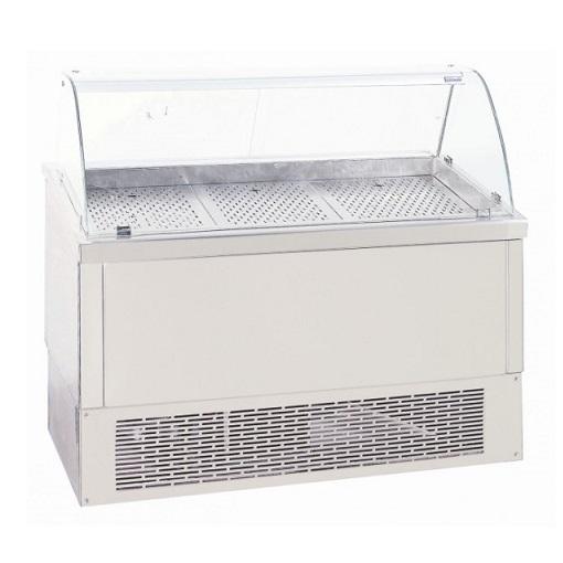 Niki Inox PS GN 134KG Επαγγελματικά Ψυγεία Βιτρίνες Ψαριών - Ψαριέρες - 1340x700 επαγγελματικός εξοπλισμός   επαγγελματικά ψυγεία   βιτρίνες ψαριών   τραπέζια ψα