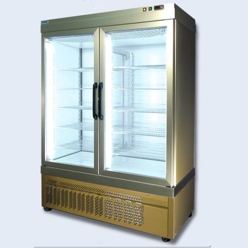 TEKNA 7100NT Επαγγελματικά Ψυγεία Βιτρίνες Παγωτού Κατάψυξης (Με 1 Πόρτα & 12 Ψυ επαγγελματικός εξοπλισμός   επαγγελματικά ψυγεία   όρθιες βιτρίνες ζαχαροπλαστικ