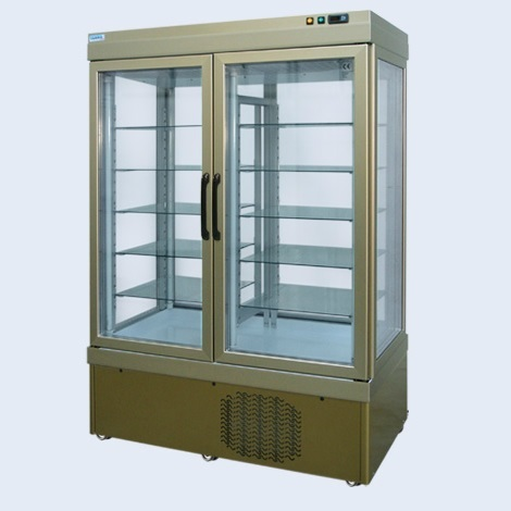 TEKNA 7400NFN Επαγγελματικά Ψυγεία Βιτρίνες Παγωτού Κατάψυξης (Με 1 Πόρτα & 12 Σ επαγγελματικός εξοπλισμός   επαγγελματικά ψυγεία   όρθιες βιτρίνες ζαχαροπλαστικ