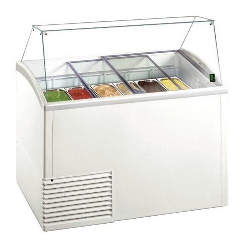 Framec SLANT ICE LUX Επαγγελματικά Ψυγεία Βιτρίνες Χύμα Παγωτού 10 Γεύσεων - 134 επαγγελματικός εξοπλισμός   επαγγελματικά ψυγεία   βιτρίνες παγωτού  επαγγελματι