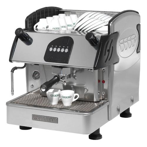EXPOBAR Markus Mini Control Μηχανή Espresso Αυτόματη & Ηλεκτρονική Με 1 group επαγγελματικός εξοπλισμός   μηχανές καφέ   συσκευές για bar   μηχανές καφέ καθαρ
