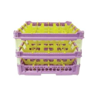 K100216D Καλάθια Ποτηριών Πλυντηρίων για 26 Ποτήρια. Διαστάσεις καλαθιού: 500x50 επαγγελματικός εξοπλισμός   πλυντήρια επαγγελματικά   καλάθια πλαστικά
