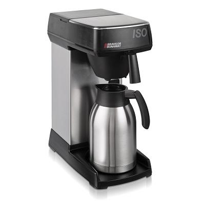 BRAVILOR ISO Μηχανή Καφέ Φίλτρου Ανοξείδωτη Με Θερμός Παραγωγή: 18lit/h. Ολλανδί επαγγελματικός εξοπλισμός   μηχανές καφέ   συσκευές για bar  επαγγελματικός εξοπ