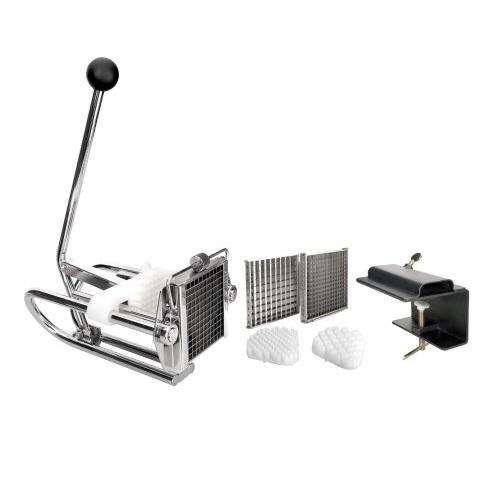 Lacor 60343 Πατατοκόπτης με 3 Μαχαίρια (6x6 - 8x8 - 10x10mm) επαγγελματικός εξοπλισμός   συσκευές επεξεργασίας τροφίμων  επαγγελματικός εξοπλ