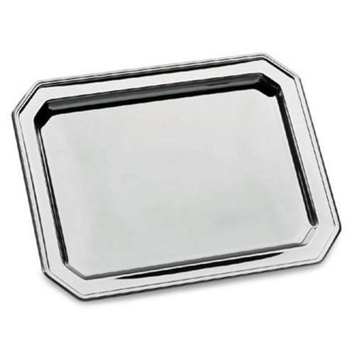 LACOR 65037 Δίσκος Οκτάγωνος Inox 370x270mm επαγγελματικός εξοπλισμός   επαγγελματικά σκεύη είδη σερβιρίσματος   εξαρτήματα