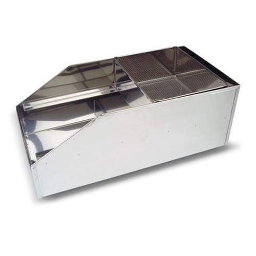 LACOR 50450 Σκεύος για Αλεύρι Ανοξείδωτο. Διαστάσεις: 180x500x265mm επαγγελματικός εξοπλισμός   επαγγελματικά σκεύη είδη σερβιρίσματος   εργαλεία κο