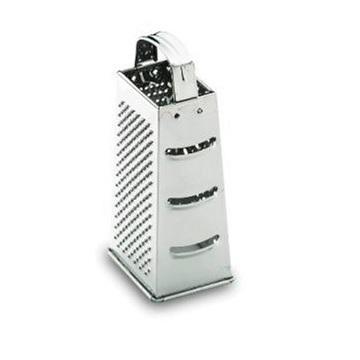 Lacor 60305 Τρίφτης με 4 Πλευρές Inox 18/10. Ύψος: 230mm επαγγελματικός εξοπλισμός   επαγγελματικά σκεύη είδη σερβιρίσματος   εργαλεία κο