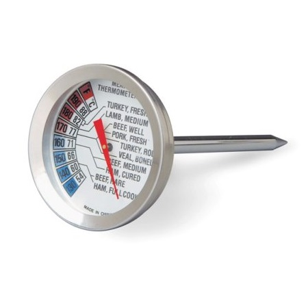 LACOR 62452 Θερμόμετρα Καρφωτό για Κρέας Φούρνου (Βαθμοί κελσίου: +54/+88) εργαλεία για ψυκτικούς   θερμόμετρα   υγρασιόμετρα  εργαλεία για ψυκτικούς   θερ