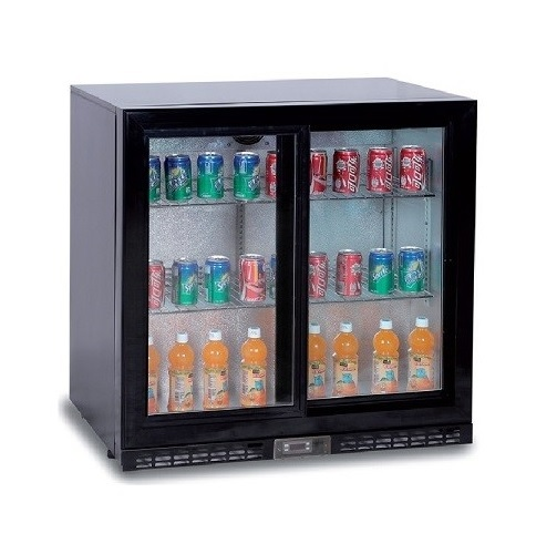 BBD230 Επαγγελματικά Ψυγεία Αναψυκτικών - Βιτρίνες Επιτραπέζιες Με 2 Ανοιγόμενες επαγγελματικός εξοπλισμός   επαγγελματικά ψυγεία   όλα τα ψυγεία αναψυκτικών  επ