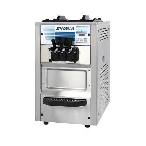 SPACEMAN 6225A Επιτραπέζια Μηχανή Παραγωγής Παγωτού & frozen yoqurt - Απόδοσης:  επαγγελματικός εξοπλισμός   μηχανές παγωτού