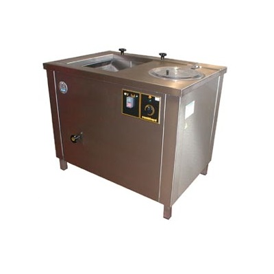 Soverio COMBIVERD Πλυντήριο & Στεγνωτήριο Λαχανικών (Παραγωγή πλυντηριού: 6Kg/κύ επαγγελματικός εξοπλισμός   πλυντήρια επαγγελματικά   πλυντήρια φρούτων λαχανικώ