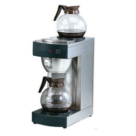 CM-1A Μηχανή Καφέ Φίλτρου Ανοξείδωτη με 2 εστίες επαγγελματικός εξοπλισμός   μηχανές καφέ   συσκευές για bar   μηχανές καφέ φίλτρ