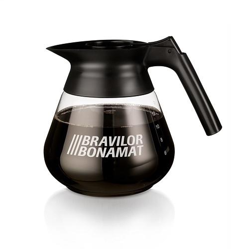 Bravilor 7.170.602.102 Κανάτα Γυάλινη για Μηχανή Καφέ Φίλτρου - Χωρητικότητα: 1, επαγγελματικός εξοπλισμός   μηχανές καφέ   συσκευές για bar   αξεσουάρ για μηχαν