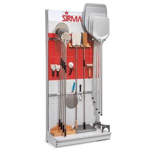 SIRMAN 31022600 Φτυάρι Πίτσας Inox - Ø260x1700mm επαγγελματικός εξοπλισμός   φούρνοι μικροκύματα κρεπιέρες βαφλιέρες φριτέζες   φ