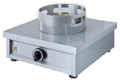 NORTH PRO GAS WOK Επιτραπέζια Φλόγιστρα Υγραερίου Για WOK - 444x444x160mm επαγγελματικός εξοπλισμός   κουζίνες πλατό φριτέζες βραστήρες  επαγγελματικός εξ