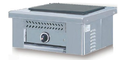 NORTH PRO GAS E1 Ηλεκτρική Επιτραπέζια Κουζίνα - 430x495x290mm επαγγελματικός εξοπλισμός   κουζίνες πλατό φριτέζες βραστήρες  επαγγελματικός εξ