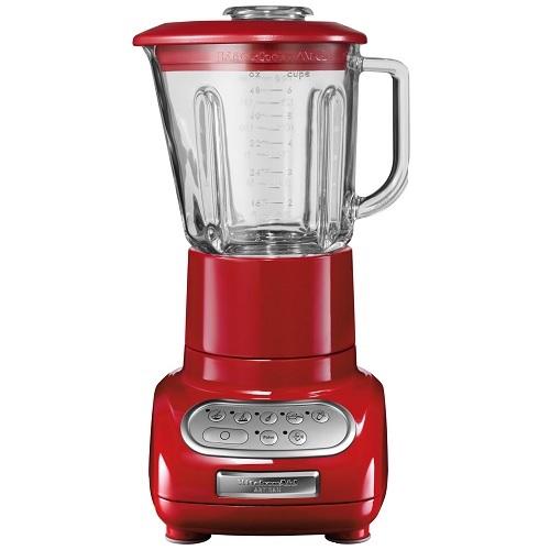 KitchenAid Artisan 5KSB5553EER Μπλέντερ Κόκκινο Πορφυρό με Γυάλινη Κανάτα 1,5Lit επαγγελματικός εξοπλισμός   kitchenaid  επαγγελματικός εξοπλισμός   μηχανές καφέ
