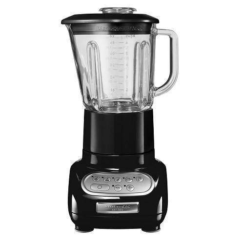 KitchenAid Artisan 5KSB5553EOB Μπλέντερ Μαύρο με Γύαλινη Κανάτα 1,5Lit & Κανάτα  επαγγελματικός εξοπλισμός   kitchenaid  επαγγελματικός εξοπλισμός   μηχανές καφέ